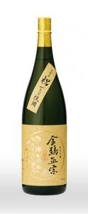 金鵄正宗純米吟醸酒