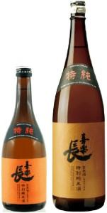 喜楽長特別純米酒